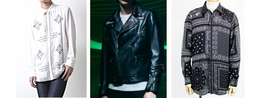 亀と山P「Amor」MVで着用、衣装のブランドは?
