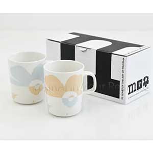70周年を記念してマリメッコからマグカップが登場! 全4種類を紹介